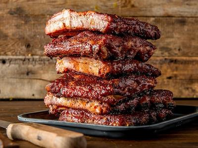 BBQ Paleo Pork Spare Ribs Recipe