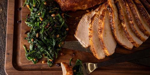 Traeger Kitchen Live: Thanksgiving with Matt Pittman thumbnail
