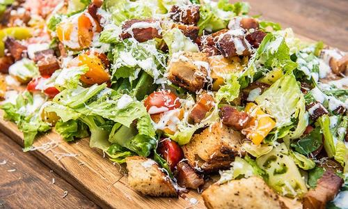 Ultimate BLT Salad
