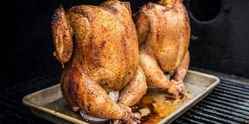 Beer Can Chicken Recipe thumbnail