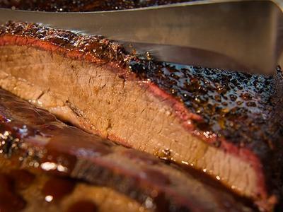 Beginner's Smoked Beef Brisket