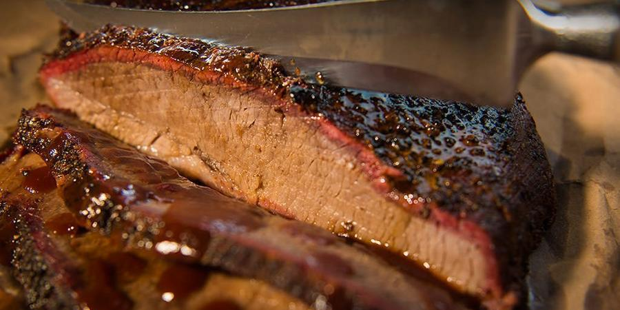 image of Beginner's Smoked Beef Brisket