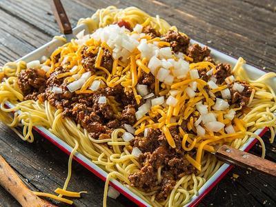 Braised Cincinnati Chili Recipe