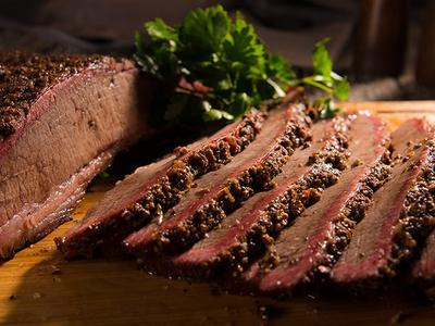 Brined Smoked Brisket Recipe
