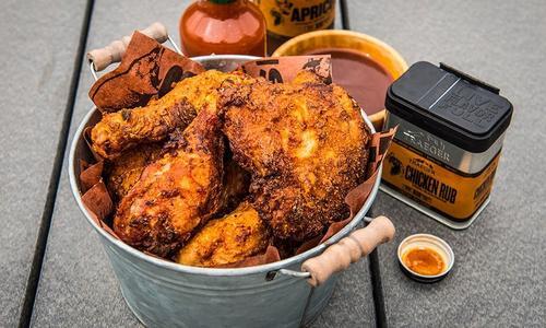 Baked Bucket O' Chicken