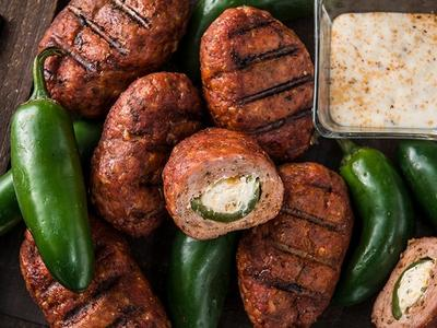 The Dan Patrick Show Chorizo Armadillo Eggs Recipe