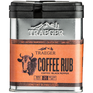Traeger Coffee Rub