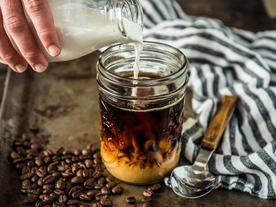 Smoked Cold Brew Coffee Recipe