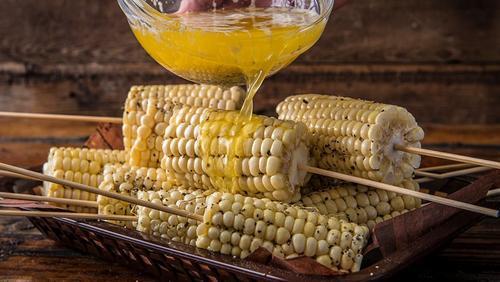 Grilled Vegetables: Corn on the Cob & Asparagus | Traeger Staples thumbnail
