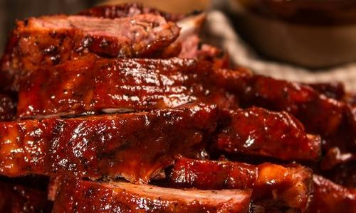Marinated Beef Ribs