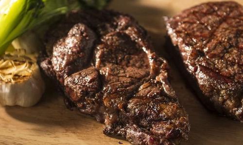 Asian-Style Grilled Rib-Eye Steak