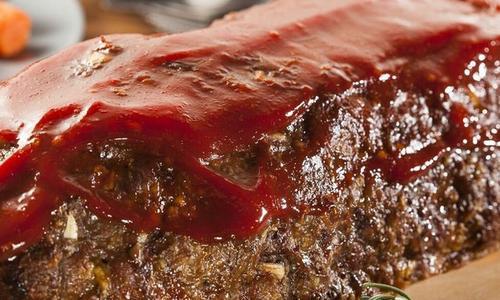 Glazed Cajun Meatloaf