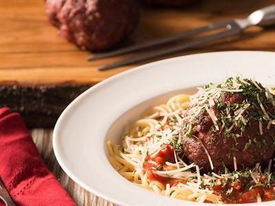 Grilled Italian Meatballs (Polpetti) Recipe