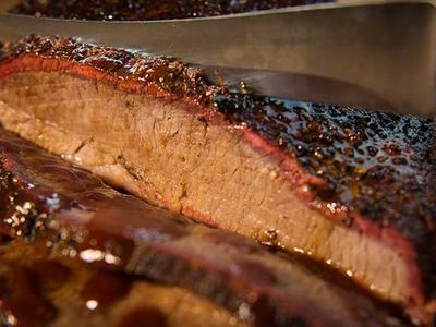 Smoked Midnight Brisket Recipe