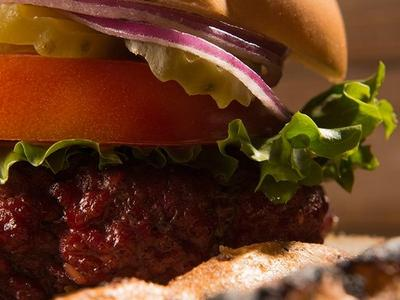 Geräucherte Burger Recipe