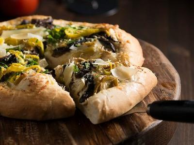 Baked Wood-Fired Pizza Recipe