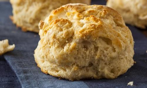 Easy Baked Breakfast Biscuits