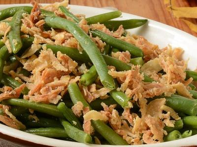 Green Bean Casserole Circa 1955 Recipe