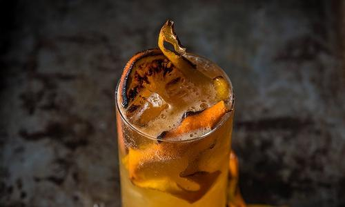 Elite 8 Punch Cocktail