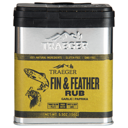 Traeger Fin & Feather Rubimage