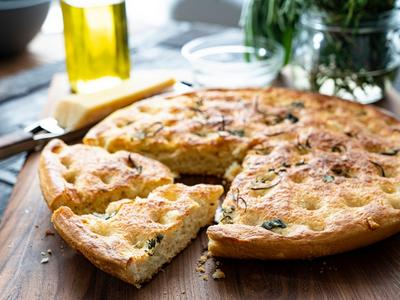 Traeger Baked Focaccia Recipe