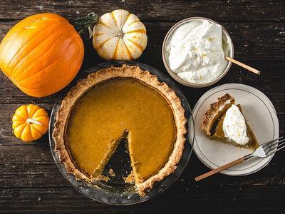 Baked From Scratch Pumpkin Pie Recipe