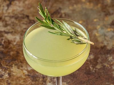 Garden Gimlet Cocktail Recipe