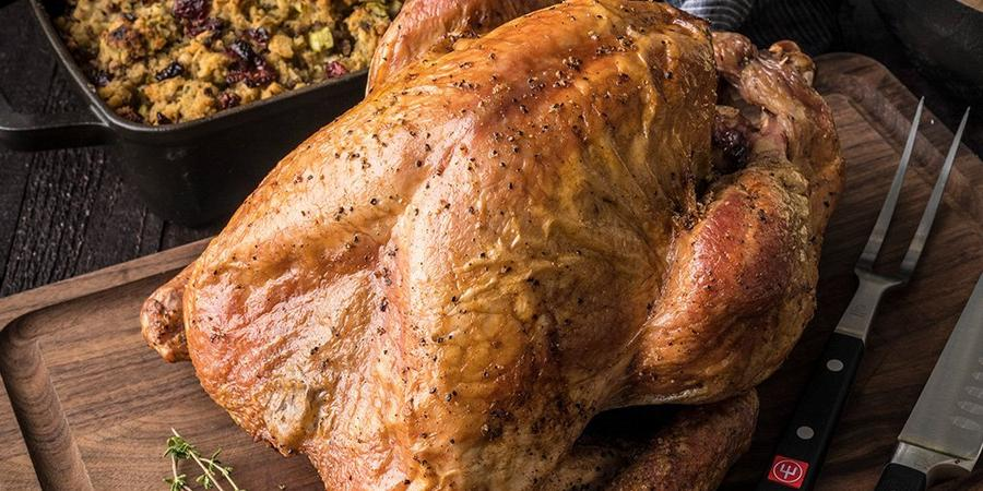 image of Herb Roasted Turkey