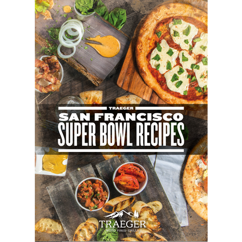 Ebook - Super Bowl Recipes