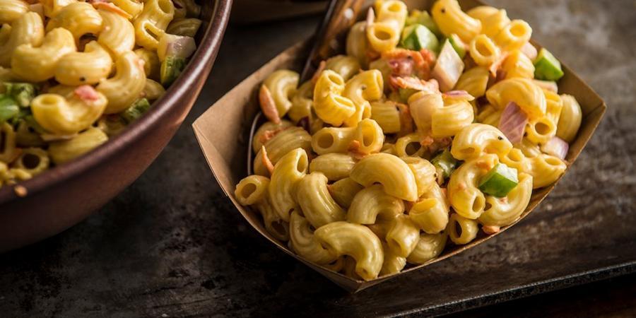 image of Smoked Macaroni Salad