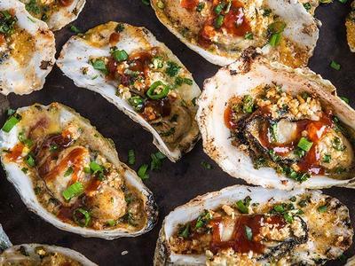 BBQ Oysters Recipe
