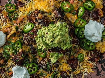 Brisket Burnt End Nachos Recipe