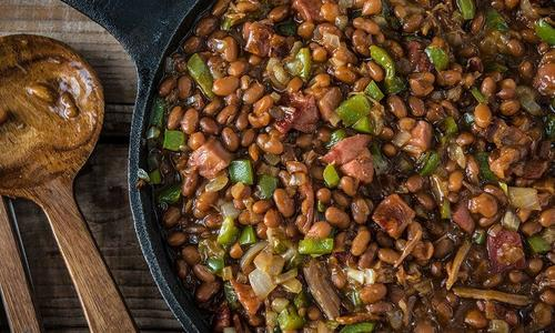 Baked Pork and Beans