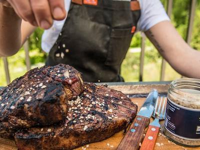 Smoked Porterhouse Steak Recipe