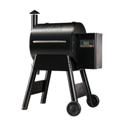 Pro 575 Pellet Grill - Blackimage