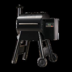 Pro 575 Pellet Grill - Black