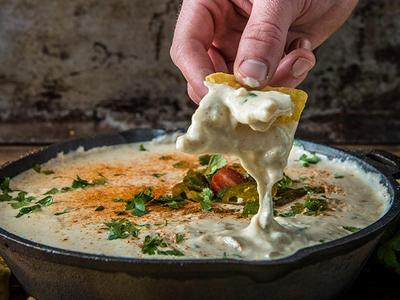 Baked Queso Blanco Dip Recipe