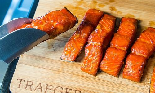 Smoked Salmon Candy Recipe | Traeger Grills