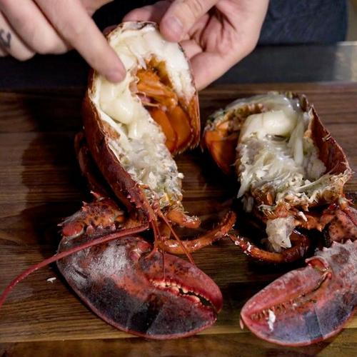 Seafood: How to Dispatch and Clean Lobster with Dennis Prescott