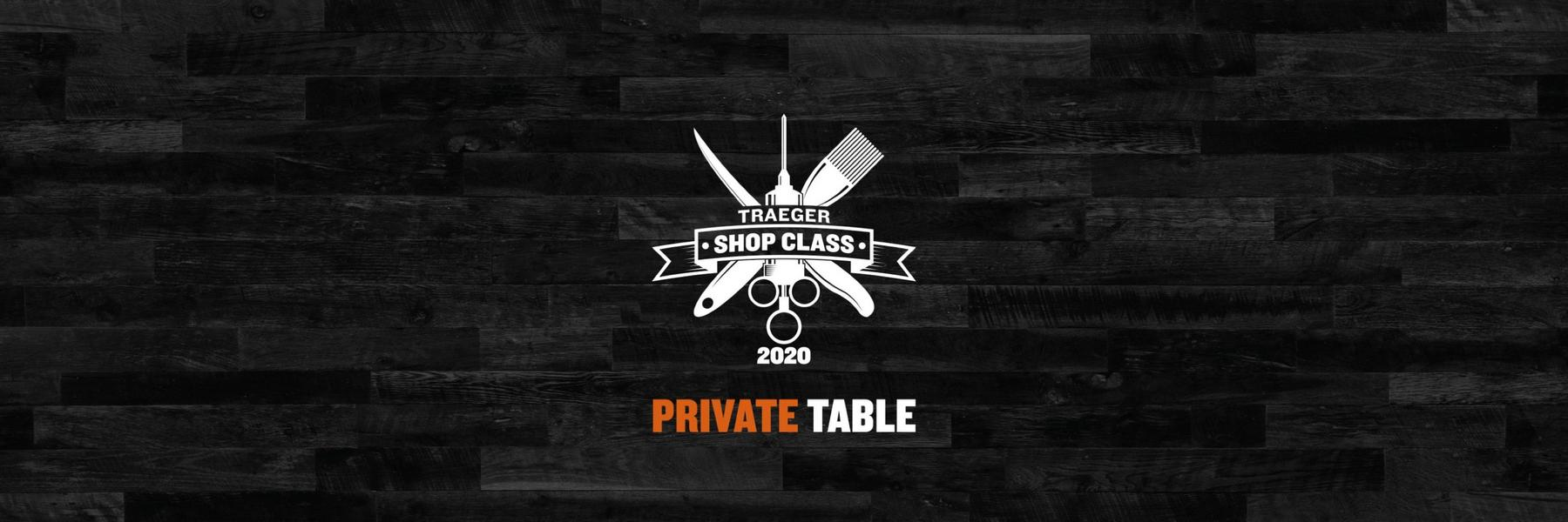 Shop-Class-Banner-Private-Table