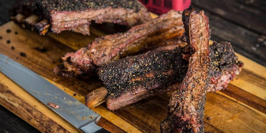 image of Smoked Beef Back Ribs