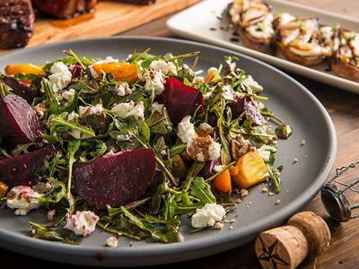 Smoked Beet Salad Recipe