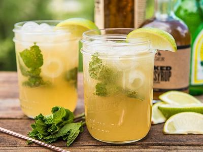 Smoked Kentucky Mule Recipe
