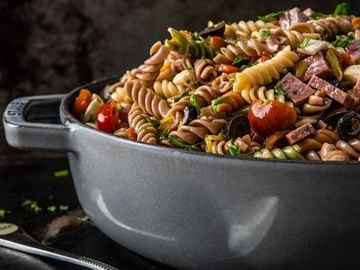 Smoked Pasta Salad Recipe