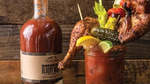 Traeger Kitchen Live: Smoked Bloody Mary's & Crab Legs with Chad Ward thumbnail