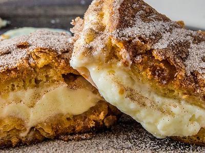 Sopapilla Cheesecake by Doug Scheiding Recipe