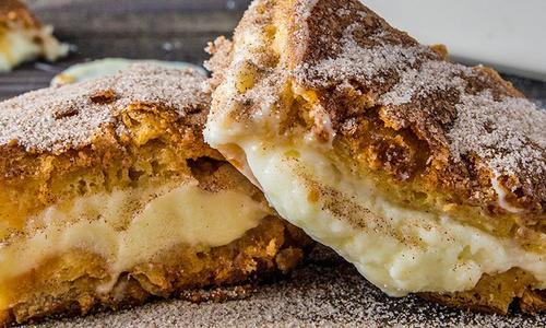 Sopapilla Cheesecake by Doug Scheiding