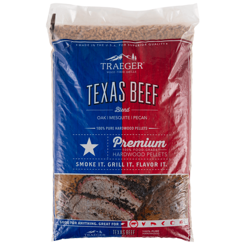 Traeger Texas Beef Blend Wood Pellets