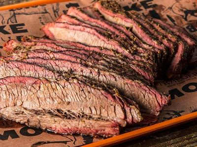 Texas-Style Smoked Beef Brisket by Doug Scheiding Recipe