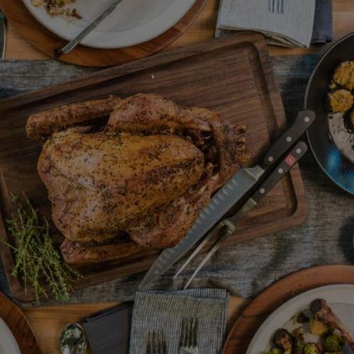 YOUR COMPLETE TRAEGER THANKSGIVING TIMELINE